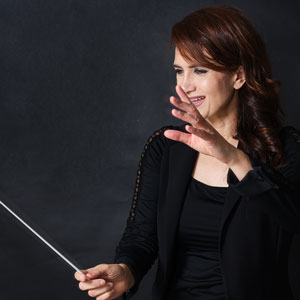 Maria Makraki - Conducter