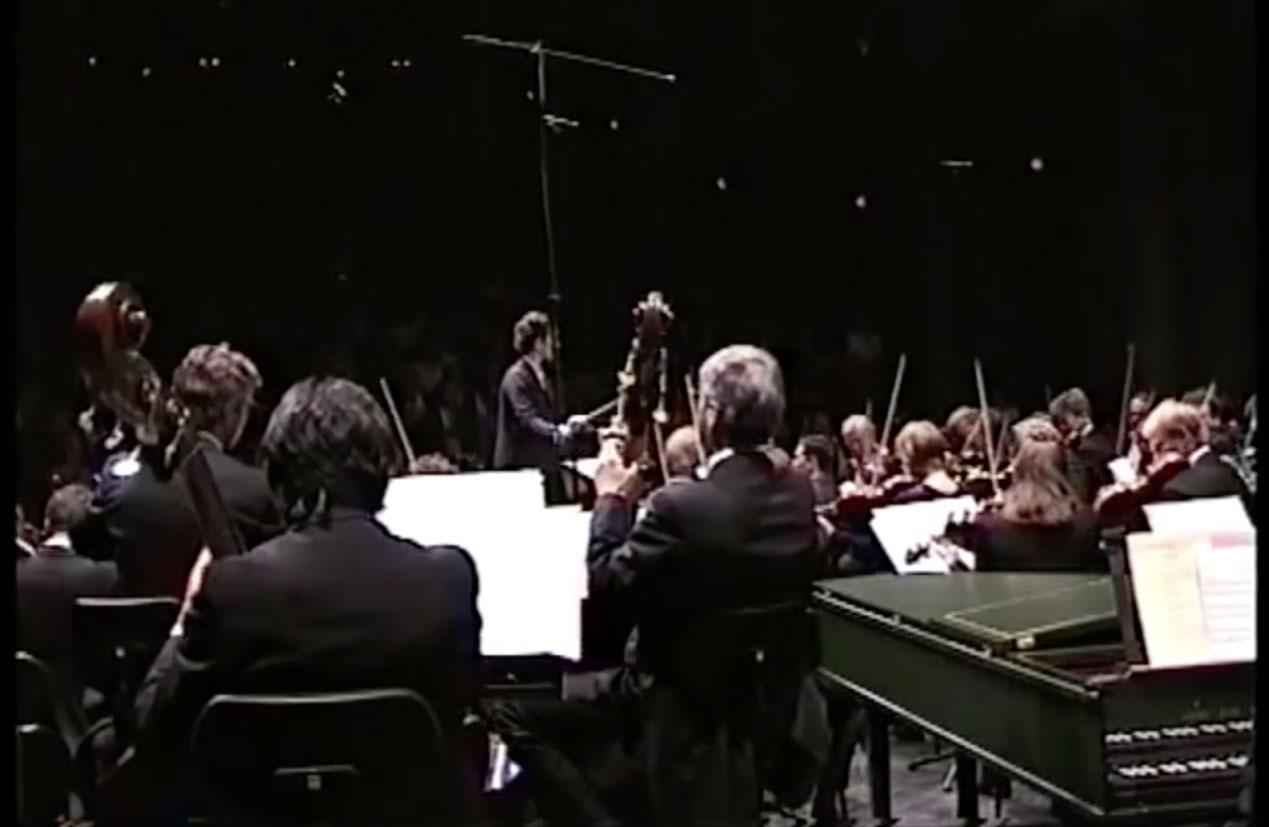 "Camille Saint-Saëns - Bacchanale, from the opera ""Samson et Dalila"""